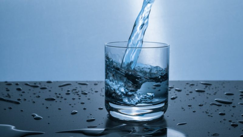 Вода — антикатаболическая и липолитическая