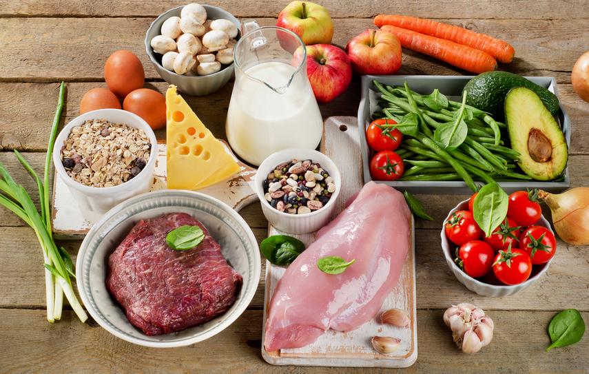 Как правильно питаться и похудеть