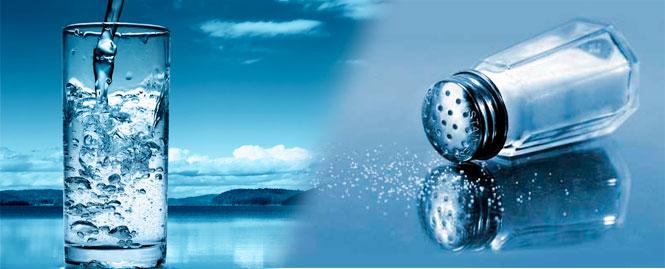 Вода и соль: лучшие добавки в мире